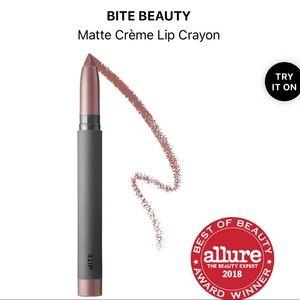 🌿BITE BEAUTY Matte Crème Lip Crayon Travel Size🌿